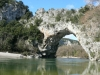 Pont d\'Arc in der Ardeche